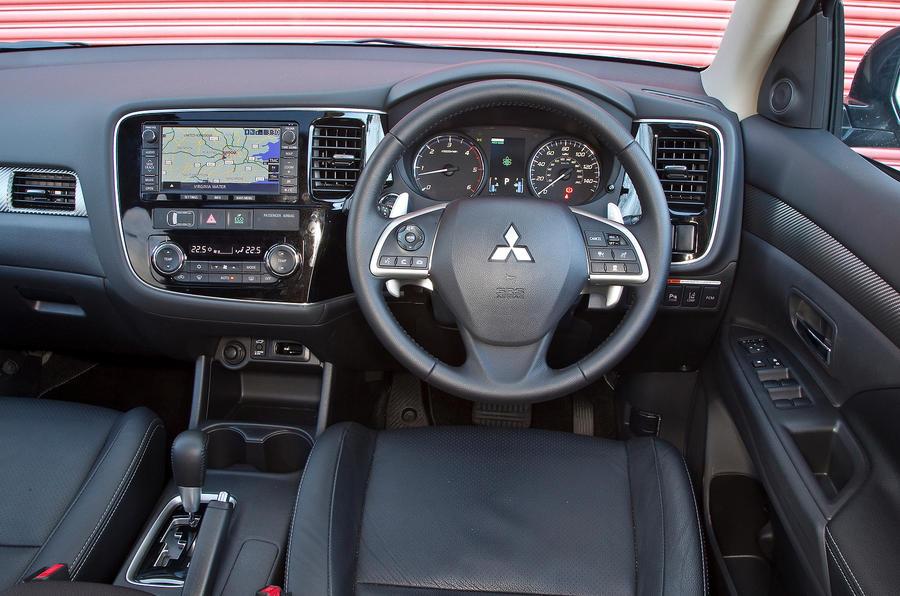 mitsubishi outlander dashboard mitsubishi outlander interior - Mitsubishi Outlander Interior