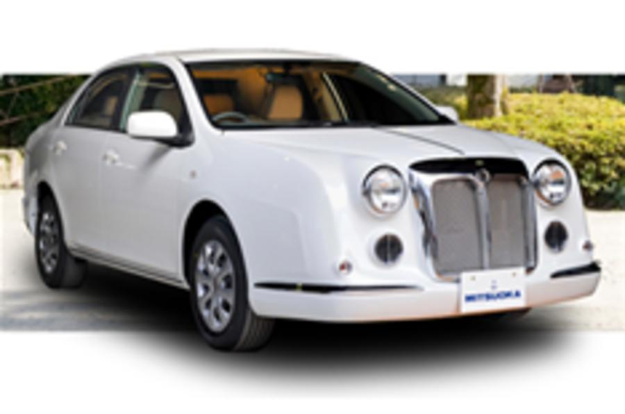 Japans Mitsuoka Redesigns The Wolseley Almost Autocar
