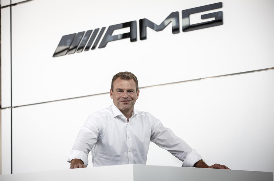 New twin-turbo V8 engine destined for more Mercedes models