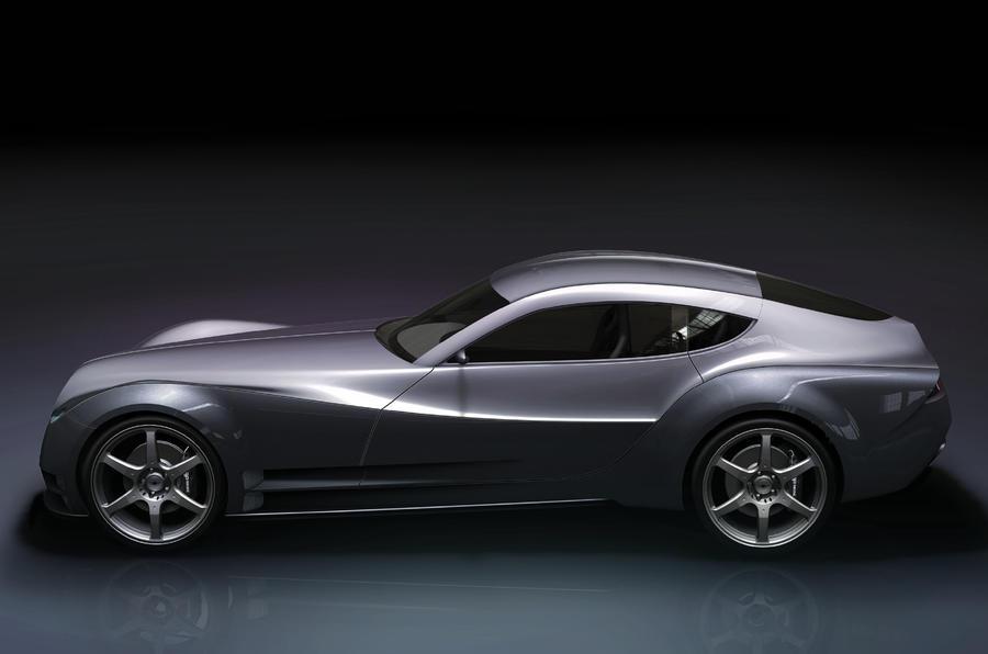 Stunning Morgan Eva GT revealed
