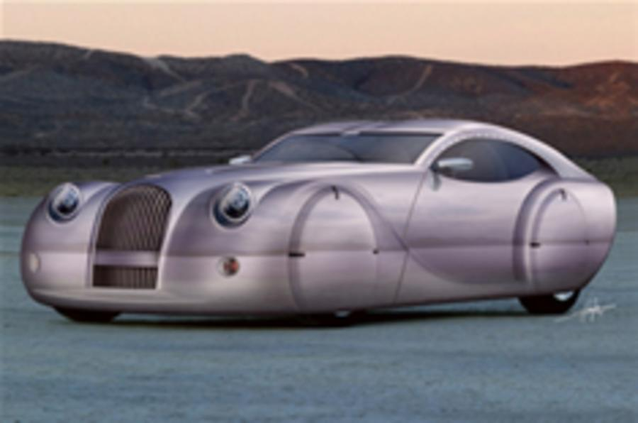 Morgan's hydrogen concept revealed