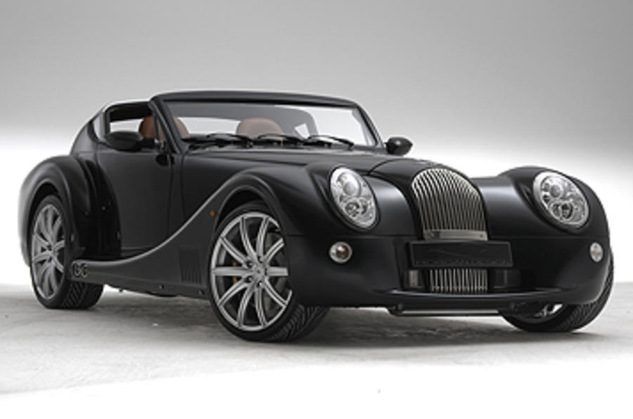 New Morgan concept in August