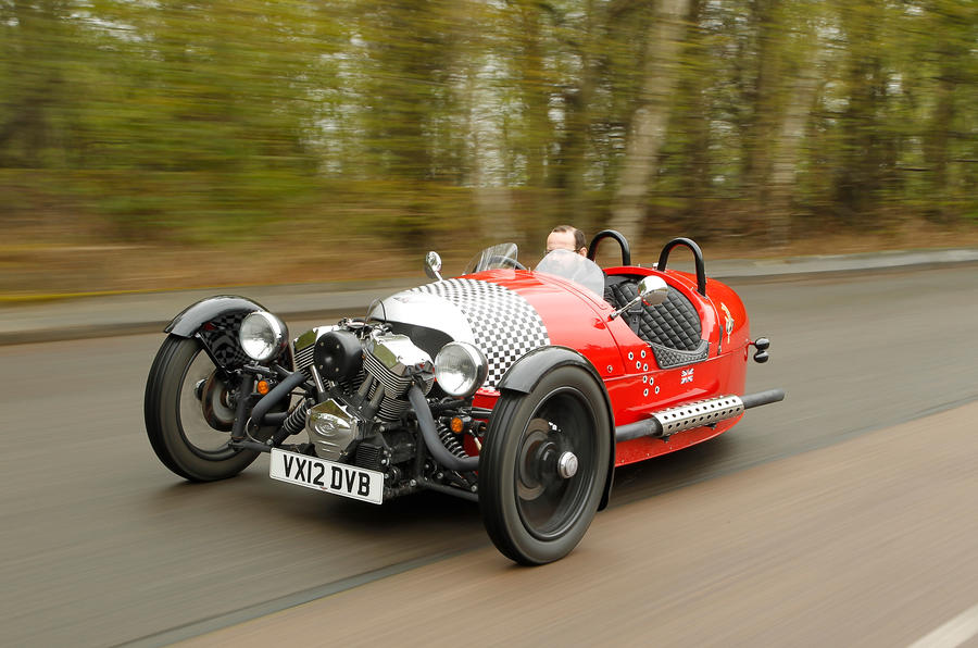 Morgan 3 Wheeler top 10 lightweights