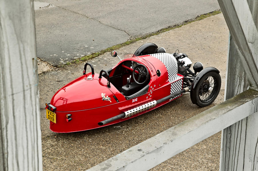 5 star Morgan 3 Wheeler