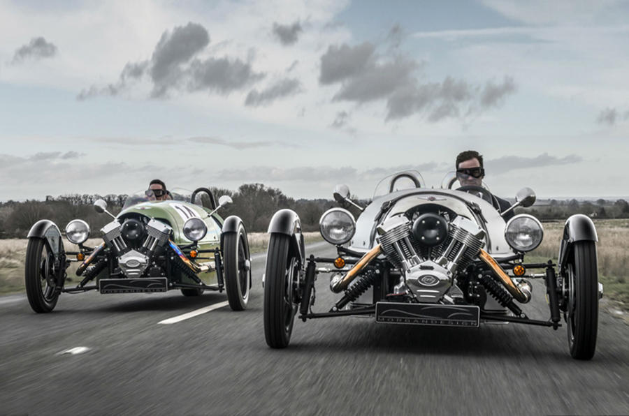 Most powerful Morgan Plus 4 ever is revealed
