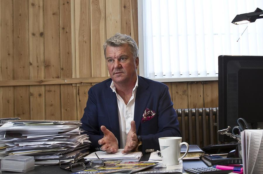 Charles Morgan: No plans to start rival company