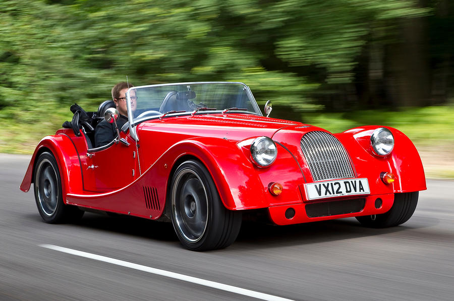 Morgan Plus 8 Review 2017 Autocar