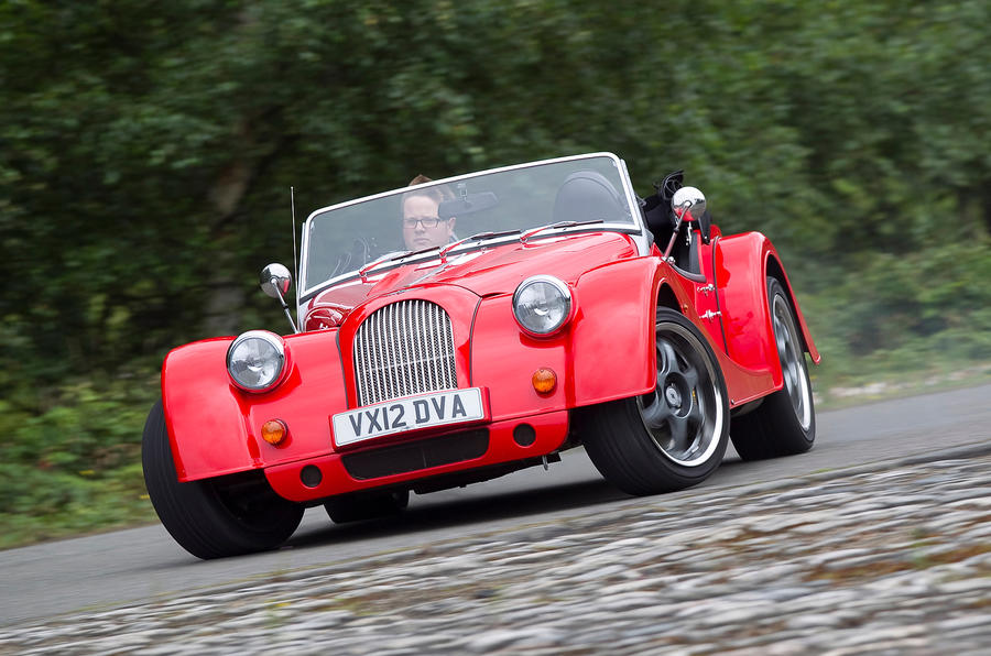 Charles Morgan to fight Morgan Motor Company ousting - updated