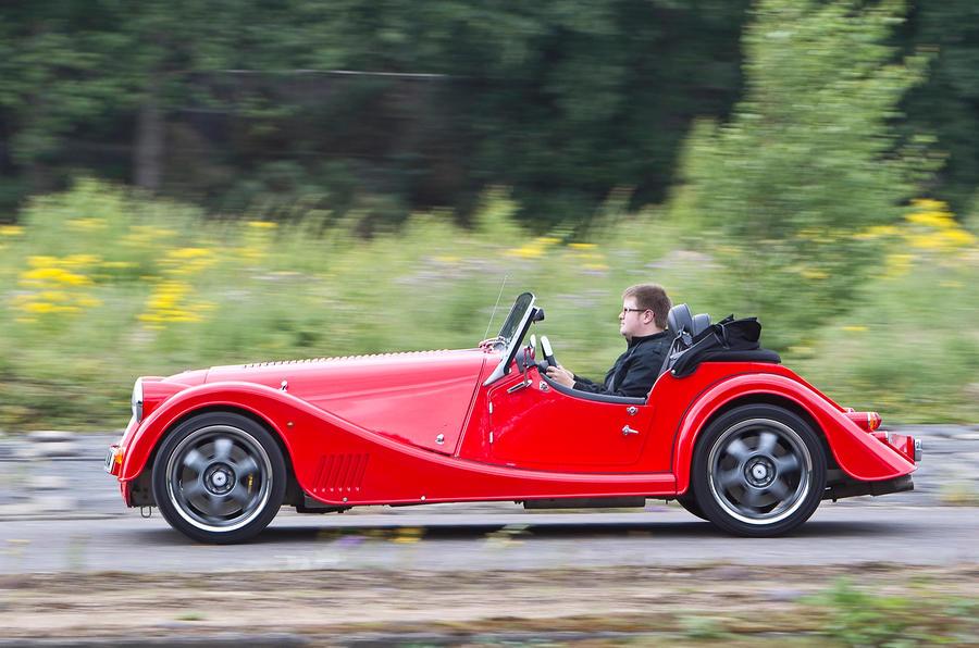 Morgan Plus 8 Review (2018) | Autocar