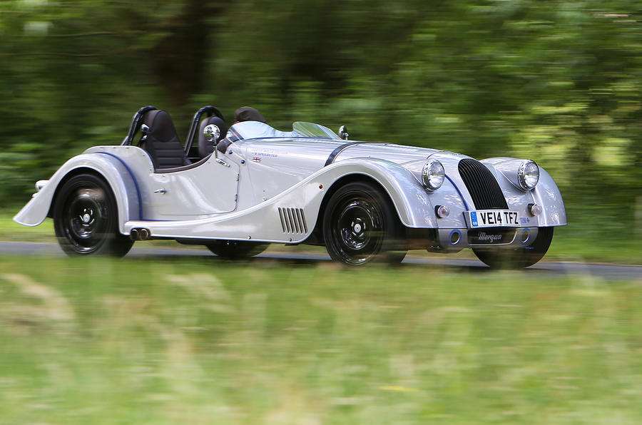 £69,995 Morgan Plus 8 Speedster