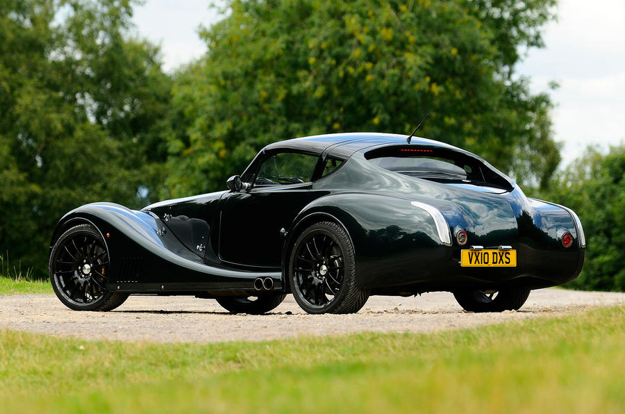 Morgan Aero Supersports rear