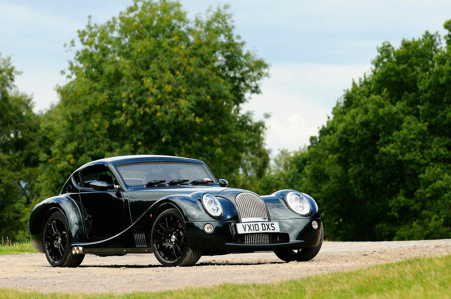 2.5 star Morgan Aero Supersports