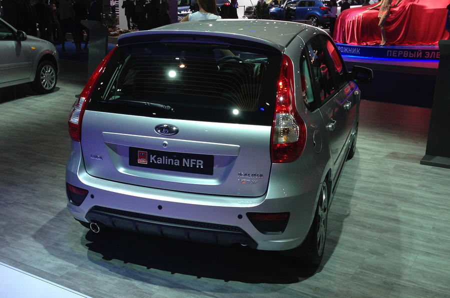 Moscow motor show 2014 - nine cars you can't buy in the UK