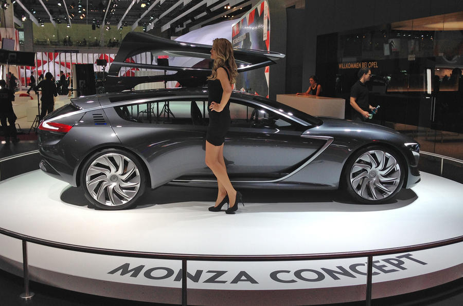 Moscow motor show 2014 report and gallery
