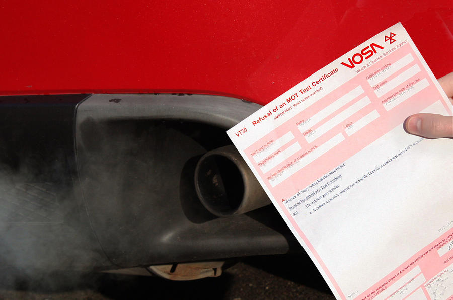What is the true cost of an MOT test