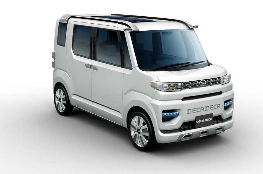 Daihatsu readies Kopen concept for Tokyo