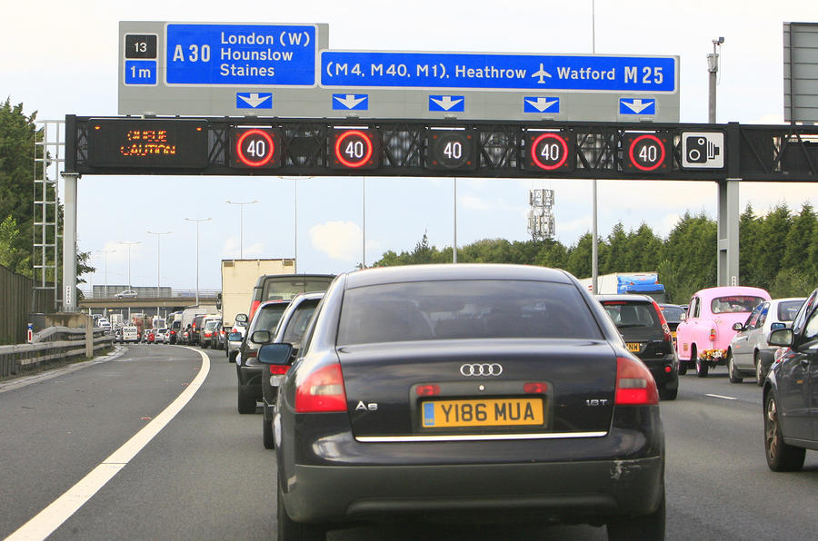 Smart motorways – a good name, but a bad idea. Discuss
