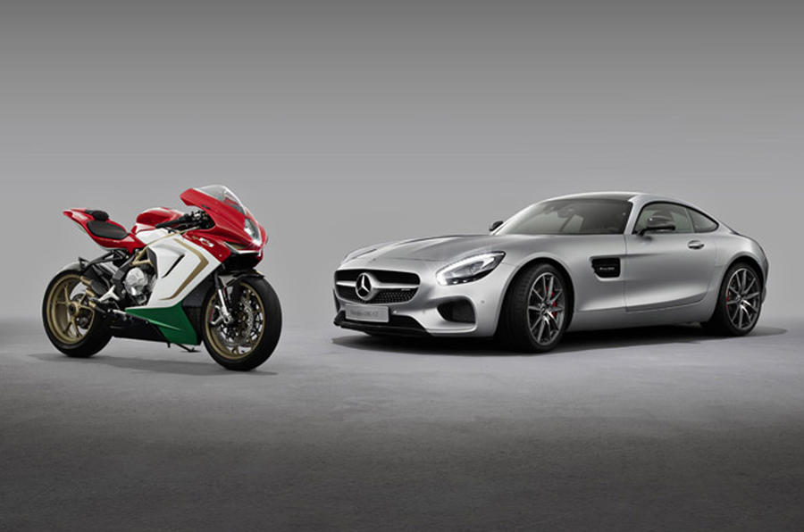 Mercedes-AMG acquires 25 per cent of MV Agusta