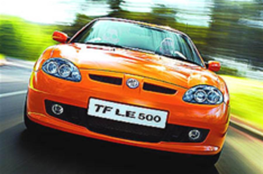 Relaunched MG prices confirmed