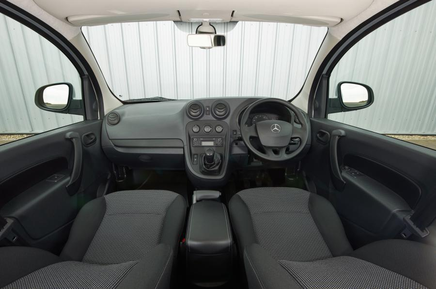 Mercedes-Benz Citan dashboard