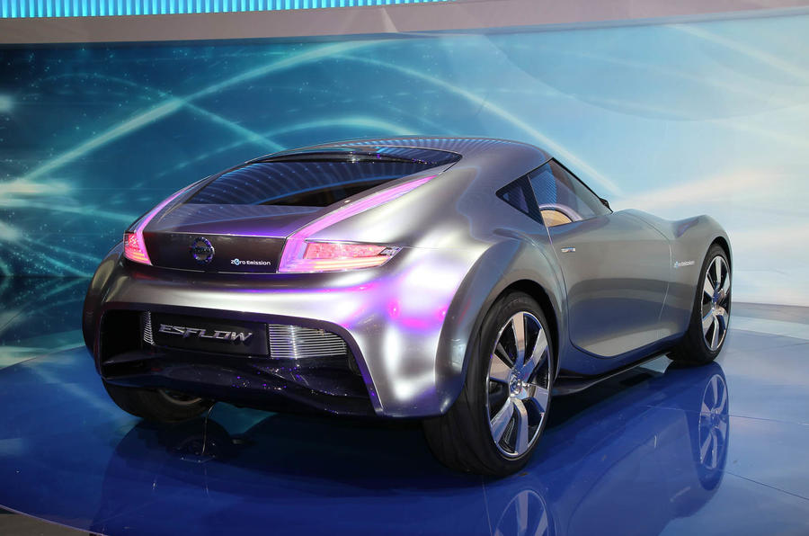 Geneva motor show: Nissan Esflow