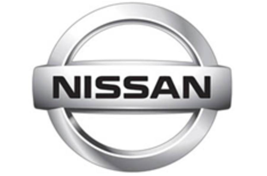 Nissan production/sales down