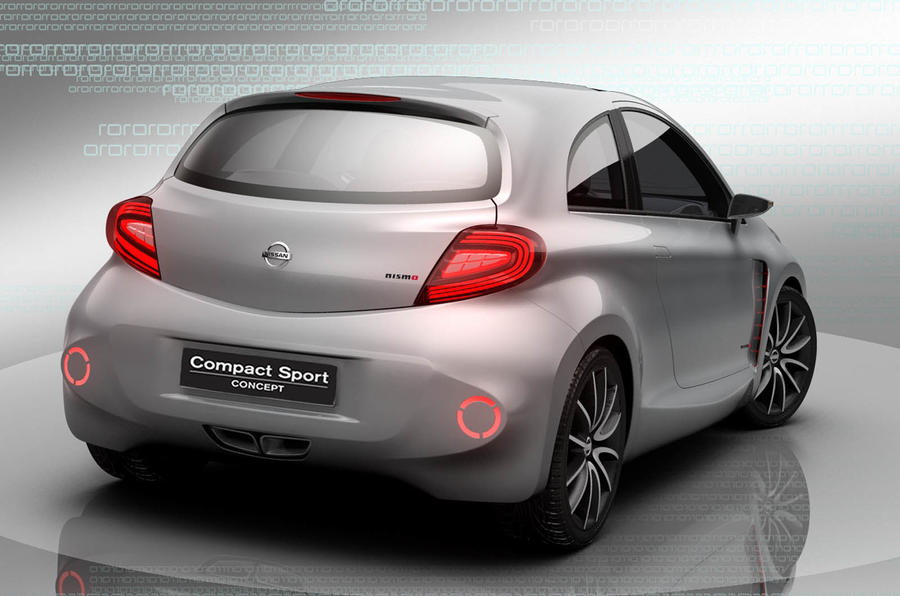 Shanghai show: Nissan sports concept
