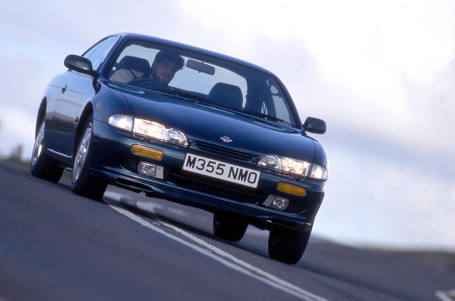 Nissan 'to relaunch 200SX'
