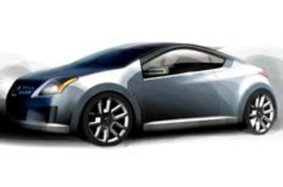 Nissan to unveil Azeal Coupé in Detroit