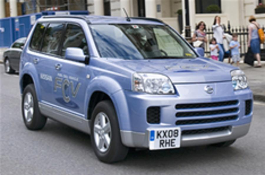 UK hydrogen initiative launched