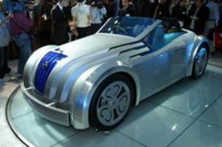 Nissan concept celebrates 70th birthday