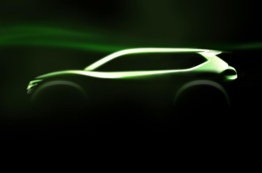 Geneva motor show: Nissan Hi-Cross