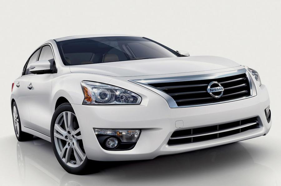 New York: 2013 Nissan Altima