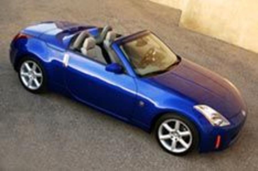 Z roadster prices revealed