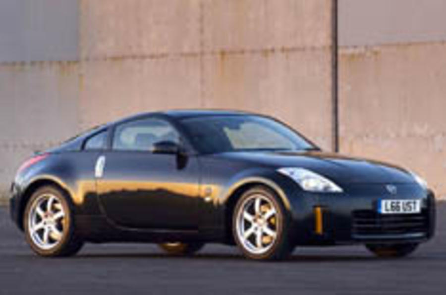 Long farewell for 350Z's V6
