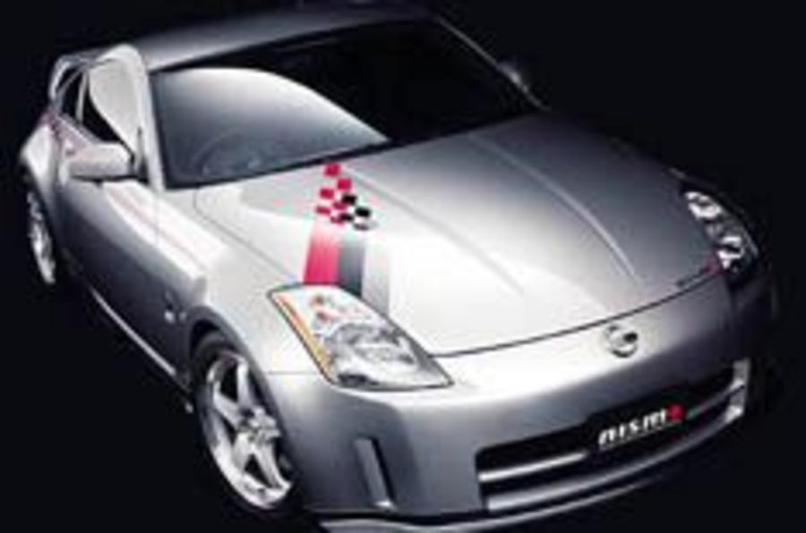 'Boring' Nissan wants its AMG