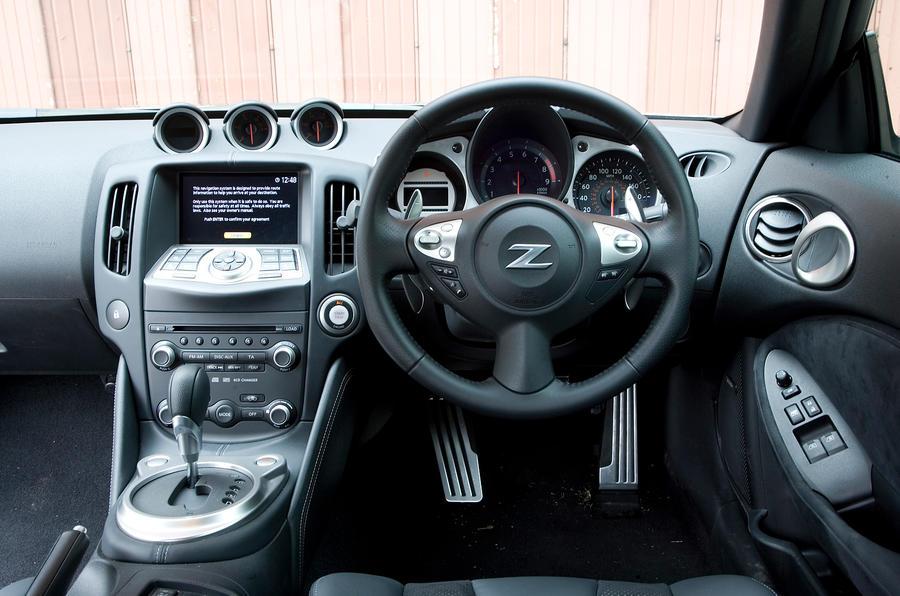 Nissan 370z Interior Autocar
