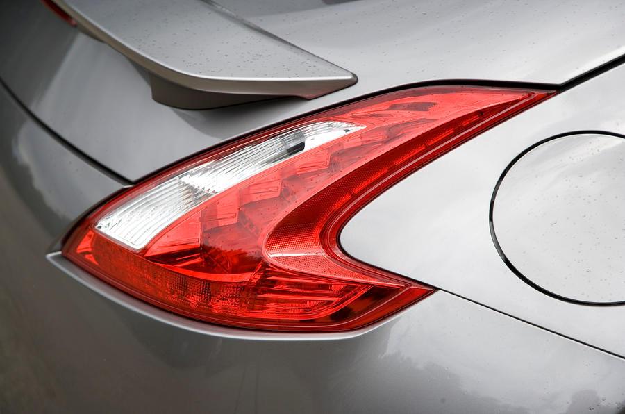 Nissan 370Z rear light