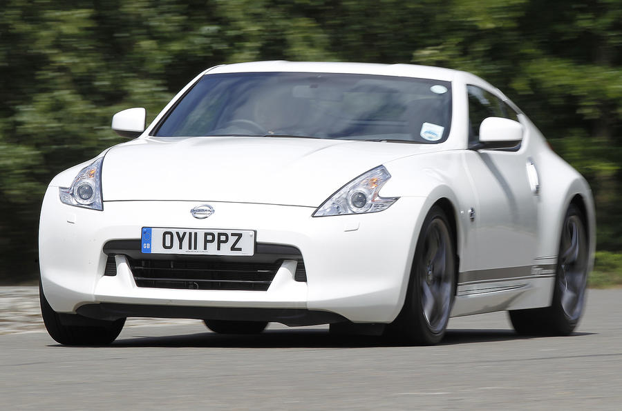 Nissan commits to 370Z's future
