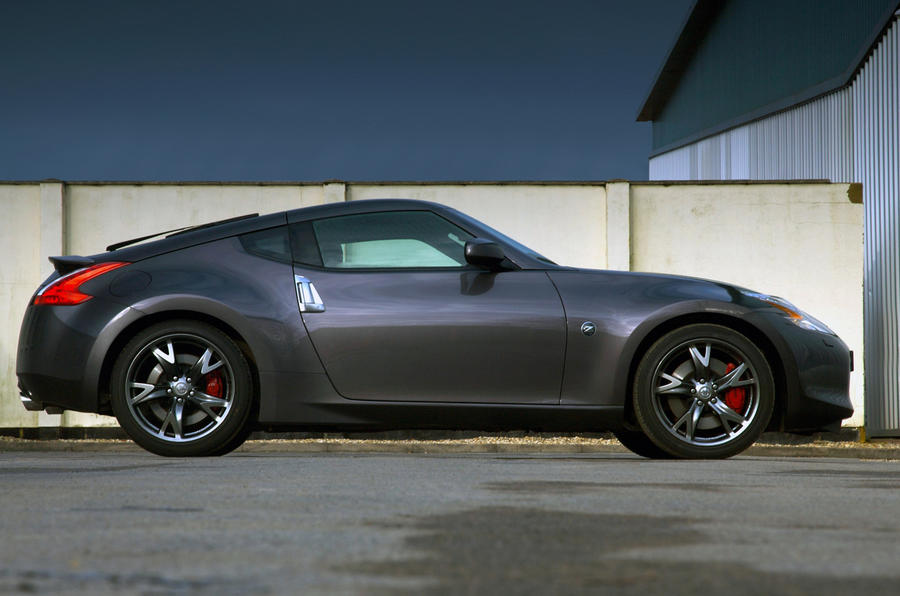 New Nissan 370Z Black Edition