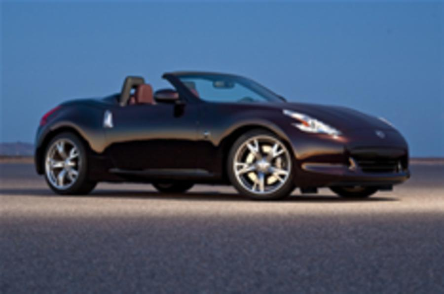 Updated: Nissan 370Z Roadster