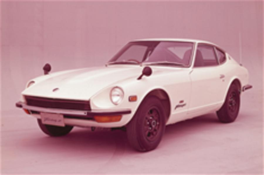 History of Nissan Z cars in pics