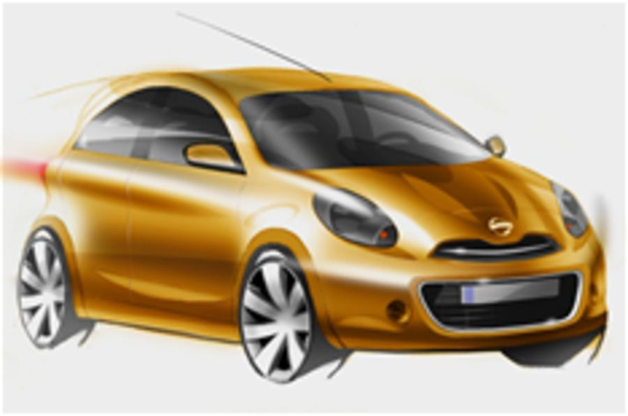 Nissan reveals small car plans