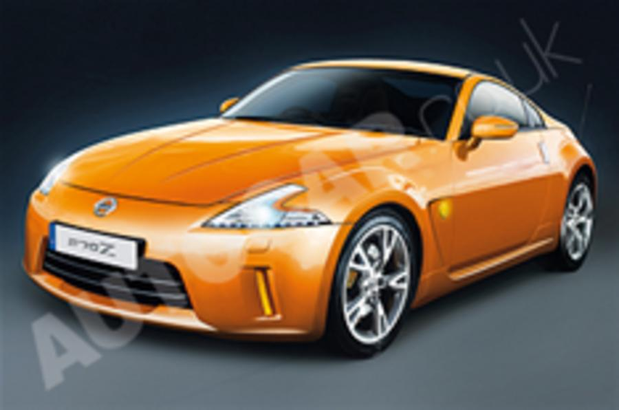 In detail: the new Nissan 370Z