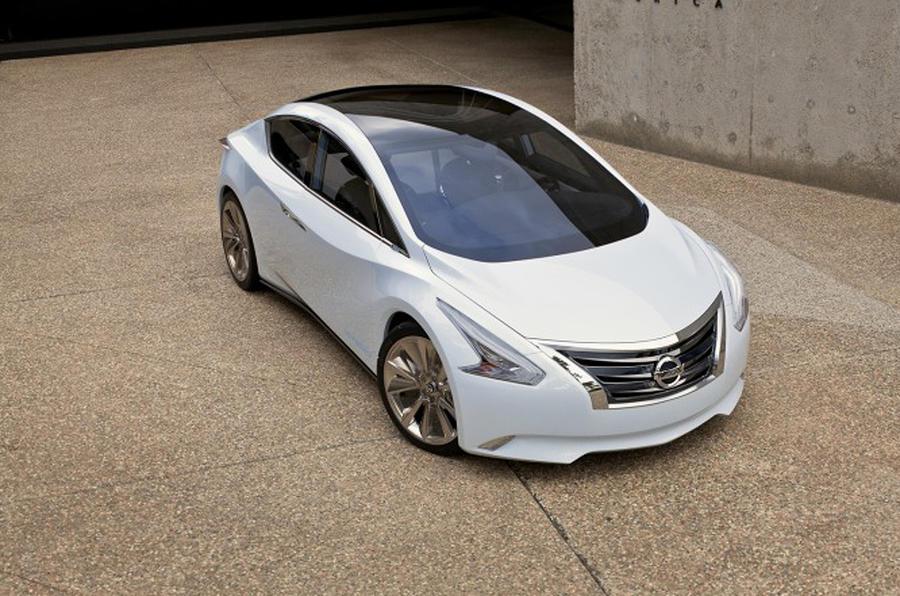 LA motor show: Nissan Ellure