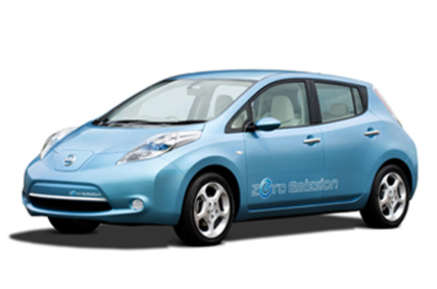 Nissan Leaf - first prices