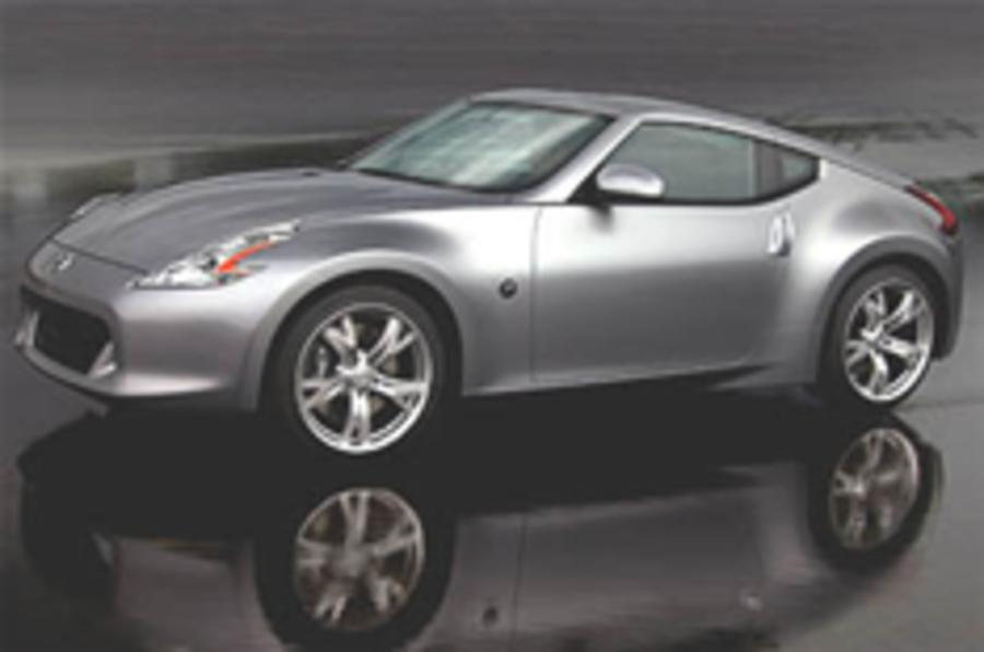 Nissan 370Z official pictures