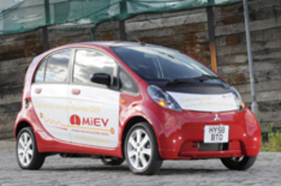 Tax incentive for electric cars