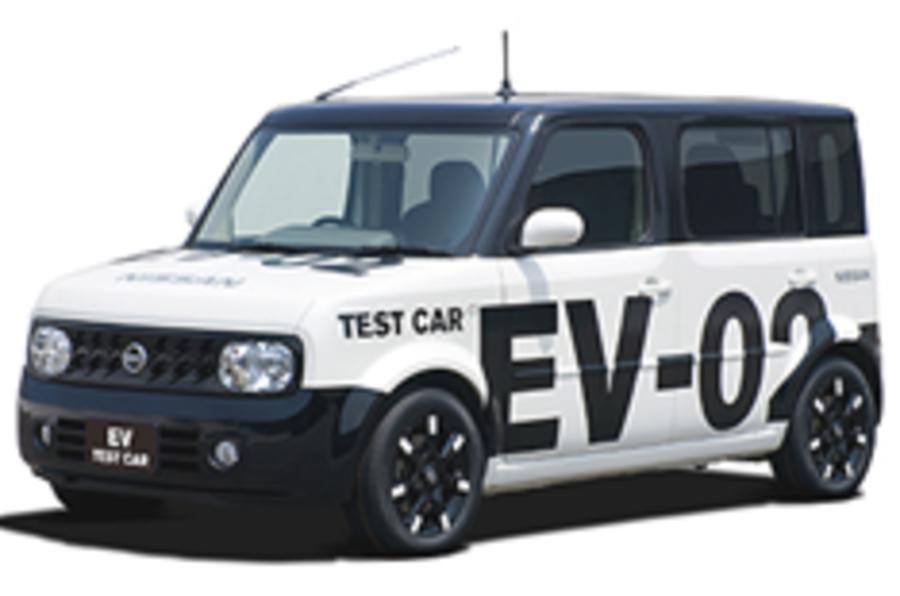 Nissan's EV plans revealed