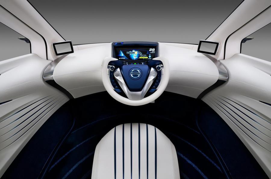 Tokyo Show Nissan Pivo 3 Autocar